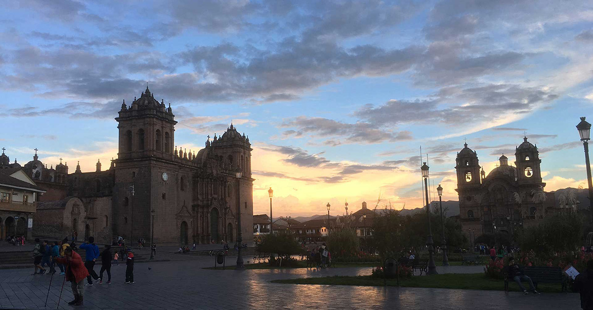 Blog 1 | Mijn eerste week in Cusco